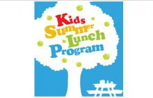 Summer free lunch program